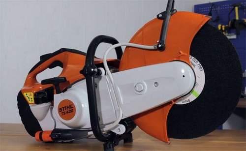 Stihl Ts 420 Gas Cutter Fuel Consumption