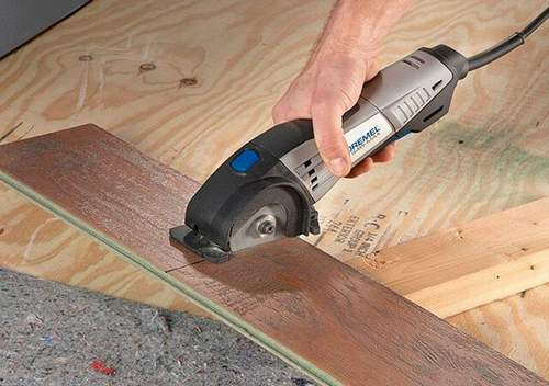 Than Cut Laminate If There Is No Jigsaw
