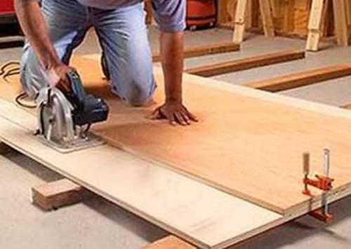Than Cutting Plywood 4 mm
