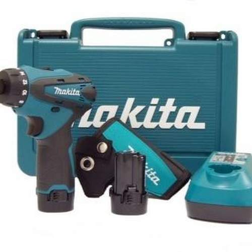 What are the batteries in a Makita screwdriver