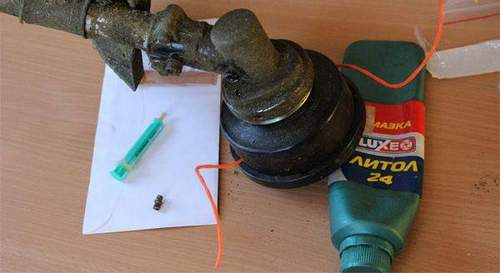 What Lubricant To Use For A Trimmer Gearbox