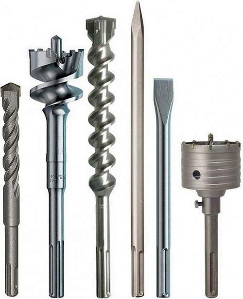 What Metal Drill For Hammer