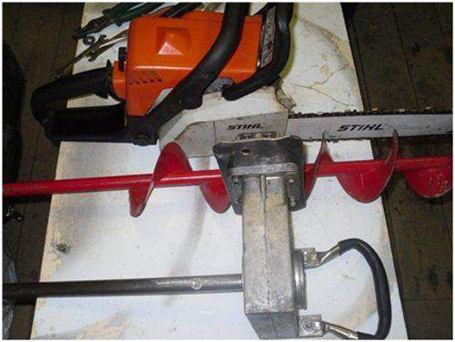 What You Can Do From A Chainsaw Chain