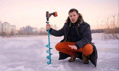 Which Screwdriver Is Necessary For An Ice Drill