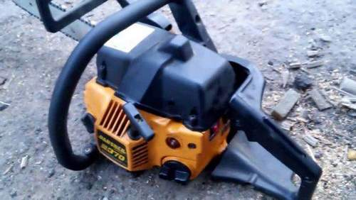 Why Giving a Full Gas Chainsaw Stalls