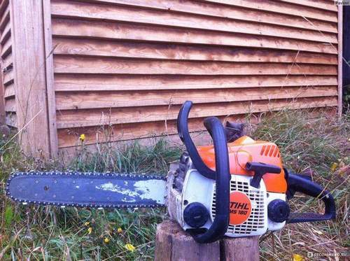 Why Stihl 180 Chainsaw Doesn't Start