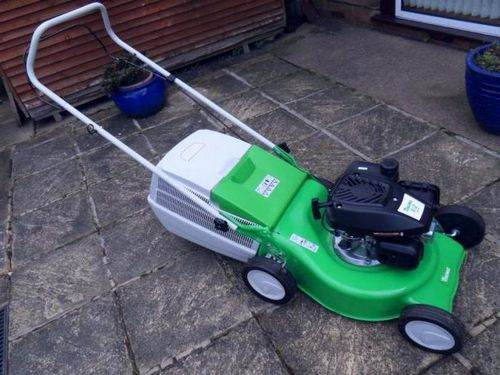 The Viking Lawn Mower Starts And Immediately Stalls
