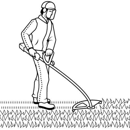 How to Charge a Cord into a Trimmer