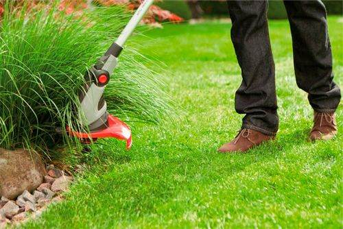 Small Grass Trimmer For Mowing