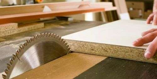 The Better To Cut Chipboard At Home