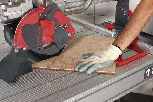 The Better To Cut Ceramic Tiles