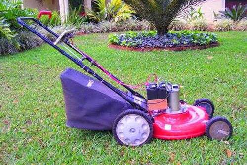 Lawn Mower Electric Choice