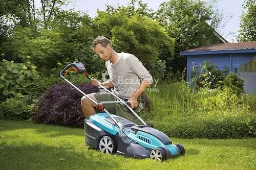 How A Lawn Mower Works