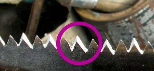 How To Sharpen A Hacksaw At Home