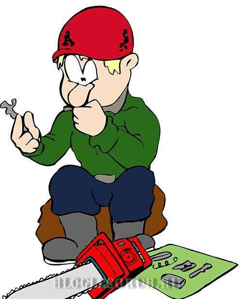 How To Repair A Petrol Cutter