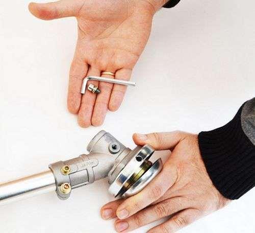 Trimmer Shaft Lubrication