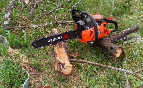 How To Check A Spark On A Chainsaw Candle