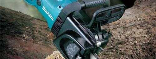 How To Remove The Chain From A Makita Electric Saw