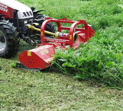 How To Assemble A Rotary Mower