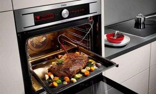 How To Turn On A Bosch Gas Oven