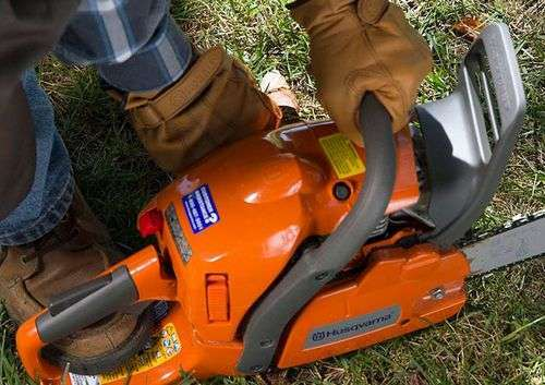 How To Start A Petrol Mower