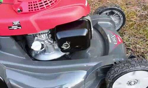 Lawn Mower Does Not Start