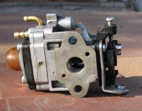 Chinese Trimmer Carburetor Adjustment
