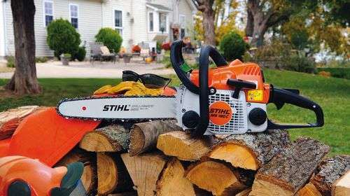 Stihl 180 Does Not Develop Power