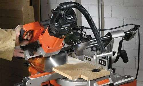 Miter Saw With Speed Control
