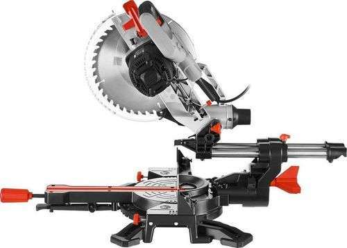 Installation Of A Soft Start On A Miter Saw