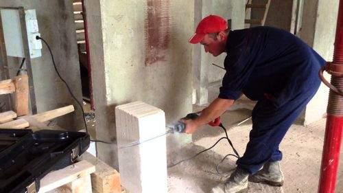 How To Cut Gas Silicate Blocks