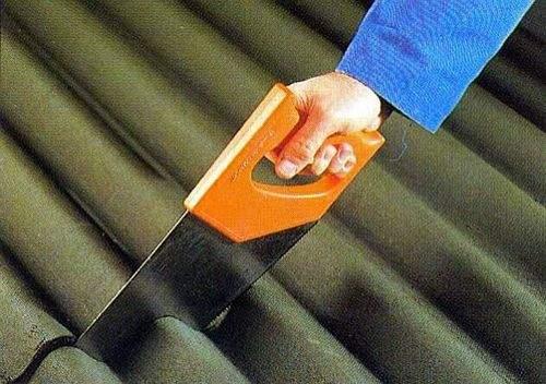 How To Cut Flat Slate