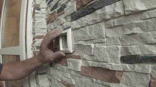 How To Cut Decorative Stone