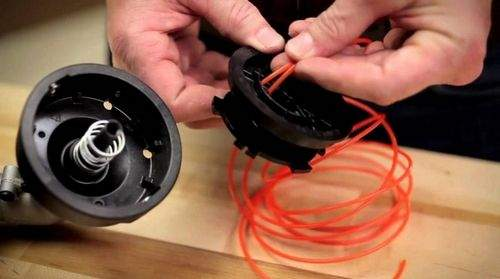 How To Open The Trimmer Coil