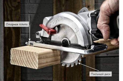 How To Use A Hand-Held Circular Saw