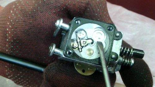 How Does A Chainsaw Carburetor Work