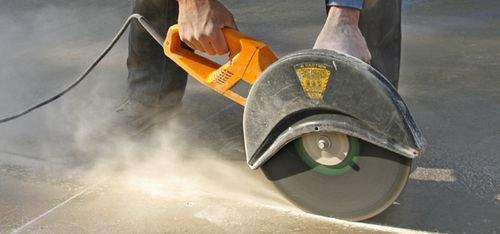 How To Cut Concrete Angle Grinder