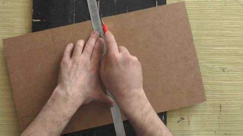 How To Cut Mdf Panels