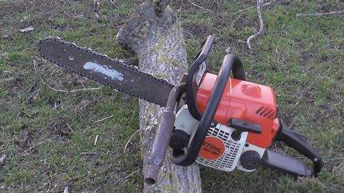 How To Make A Chainsaw Silent