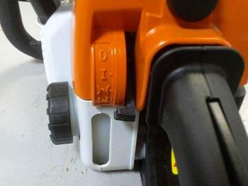 How To Start A Stihl Saw