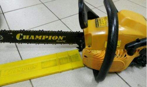 Chainsaw Carburetor Adjustment Champion
