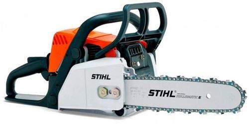 Stihl 180 Chainsaw Assembly