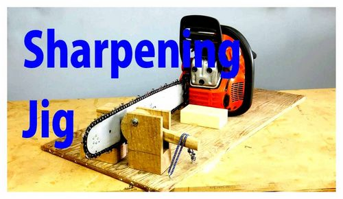 Do It Yourself Chainsaw Sharpening