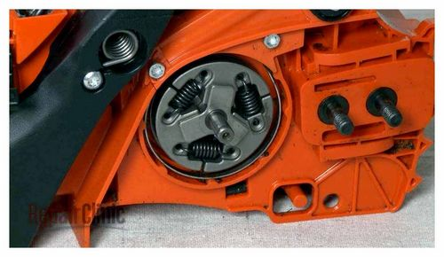 How To Assemble A Clutch On A Chainsaw