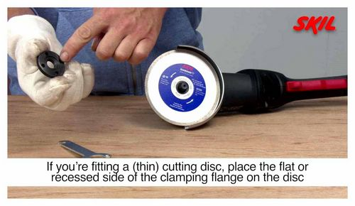 How To Replace A Disc With An Angle Grinder