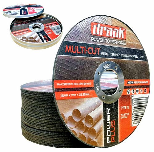 Is It Possible To Cut Metal With A Disc On A Stone