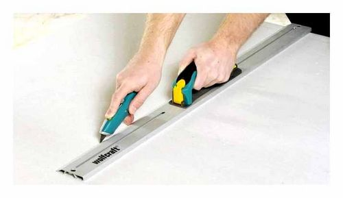 How To Cut Drywall At Home