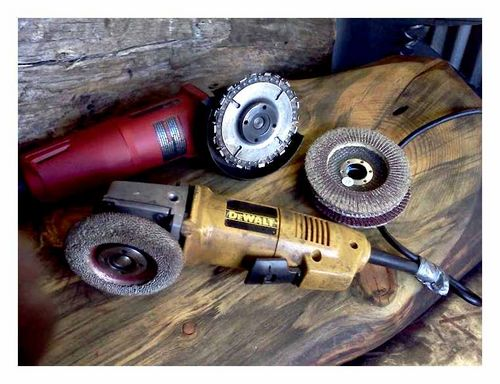 How To Remove A Wheel From An Angle Grinder