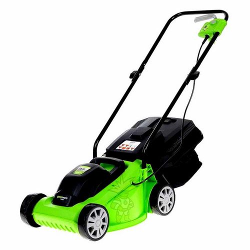 How To Assemble A Greenworks Glm1232 Lawn Mower