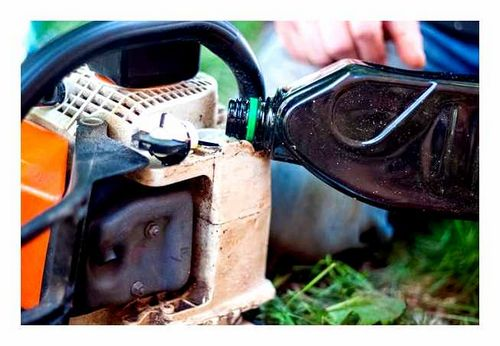 What Oil To Mix With Gasoline For A Chainsaw
